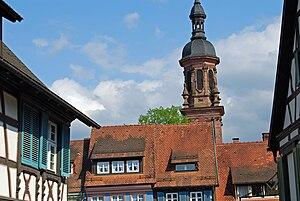 Gengenbach - Image: Gengenbach 3