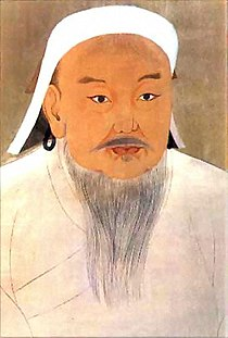 djingis khan wikipedia