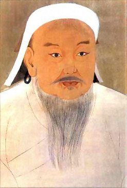 "a biography of ghenghis khan a ruler of the mongol empire ""all the khan's horses""  this mongol ruler had united the disparate,  laid the foundations for an empire that was to control and govern much of asia."