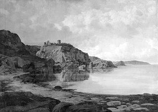 Hammershus på Bornholm