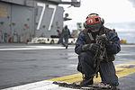 George H.W. Bush is conducting training operations in the Atlantic Ocean 150205-N-IJ275-023.jpg