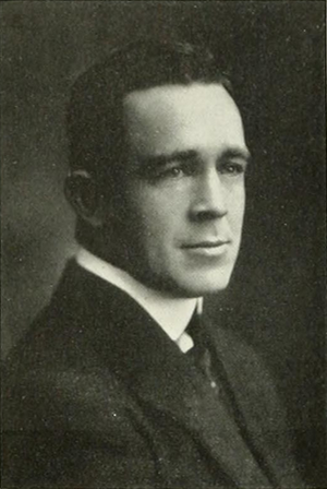 George Hoban - Hoban pictured in Epitome 1916, Lehigh yearbook