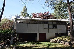 George Nakashima House, Studio and Workshop - Conoid Studio