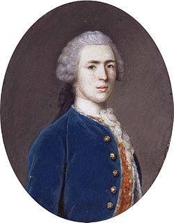 George Walpole, 3rd Earl of Orford British peer