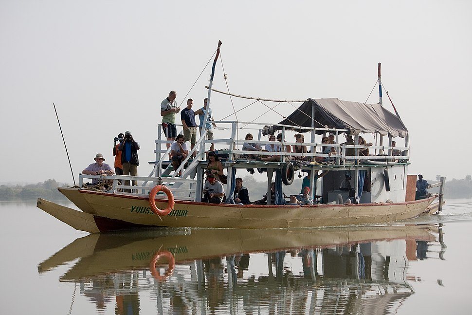 Georgetown tourist boat