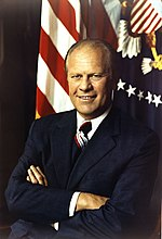 Gerald Ford.