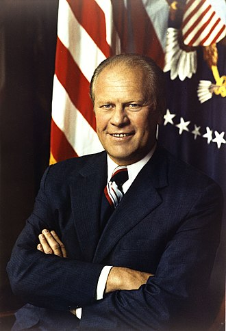 Eagle Scout (Boy Scouts of America) - Image: Gerald Ford