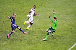 Germany and Argentina face off in the final of the World Cup 2014 -2014-07-13 (40).jpg