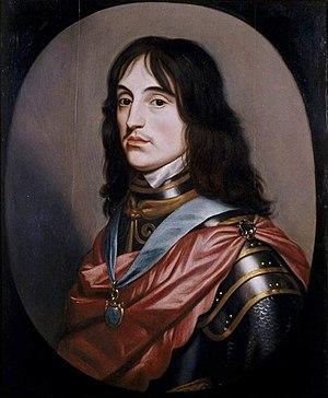 Gerrit van Honthorst (c.1590-1592-1656) - Prince Rupert of the Rhine (1619–1682), Count Palatine, Later Duke of Cumberland - 493057 - National Trust