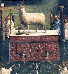 Risultati immagini per Gesù Cristo, l'Agnello