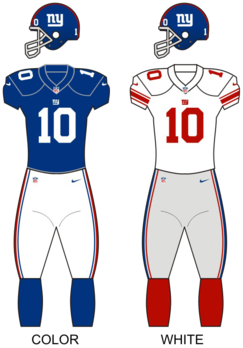 2007 New York Giants season 83rd season in franchise history; third Super Bowl win