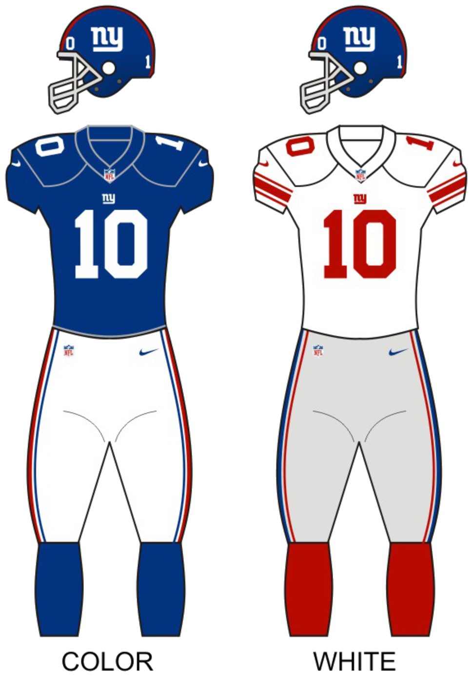 Giants uniforms12 nobrands
