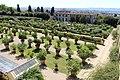 Giardino della villa medicea di castello, veduta 13.JPG