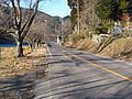 Gifu prefectural road No. 86,Gero City,Gifu Prefecture,Japan.JPG