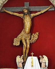 Retablo de la capilla del Colegio de San Gregorio