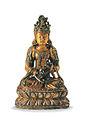 Gilt-bronze Seated Avalokitesvara Bodhisattva, Goryeo Dynasty.jpg