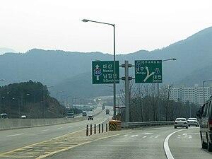 Gimcheon - Image: Gimcheon JCT