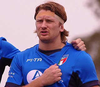 Gioele Celerino Italian rugby league player