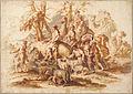 Giovanni Benedetto Castiglione - Jacob´s Return, c.1647-1651 - Google Art Project.jpg