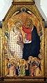 Giovanni del Biondo, incoronazone della vergine, 1374 ca. 04.jpg