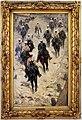 Giovanni fattori, ritorno della cavallaria, 1888.jpg