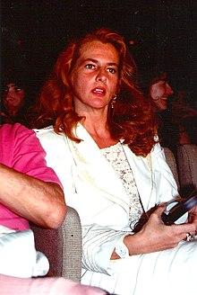 Giuliana De Sio ospite nel1986alGiffoni Film Festival