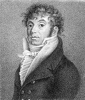 Giuseppe Nicolini on a stipple engraving by Luigi Rados (1773–1840) (Source: Wikimedia)