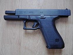 Dating en Glock pistol