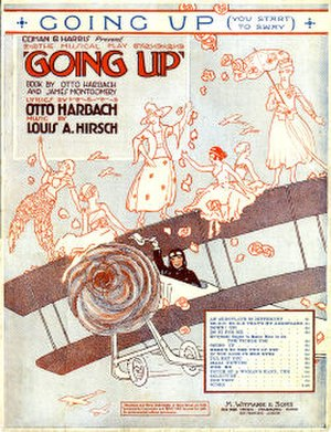 Going Up (musical) - Image: Goingup 1