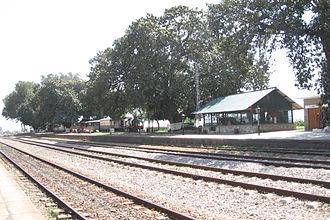 Golra Sharif Railway Museum - A view of Golra Sharif Railway Museum