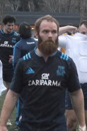 Gonzalo García (rugby player) - Image: Gonzalo Garcia
