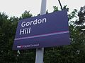 Gordon Hill stn signage.JPG