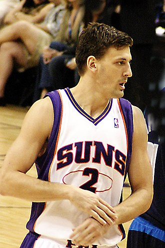 Gordan Giriček - Giriček with the Phoenix Suns