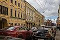 Gorokhovaya street in Saint Petersburg Russia 01.jpg