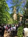 Gottesdienst an der Burg.JPG