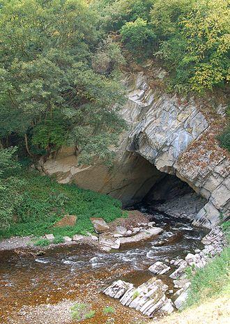 Caves of Han-sur-Lesse - Image: Gouffre de Belvaux Luc Viatour