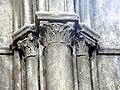 Gournay-en-Bray (76), collégiale St-Hildevert, chœur, chapiteaux du 2e doubleau, côté nord.jpg