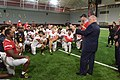 Governor Visits University of Maryland Football Team (36922695685).jpg