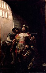 Goya y Lucientes, Francisco - St Hermenegild in Prision - Google Art Project.jpg