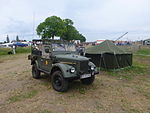 Græsted Veterantræf 2014 - Military vehicles 02.JPG