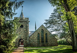 The Plains, Virginia - Image: Grace Episcopal Church 8363