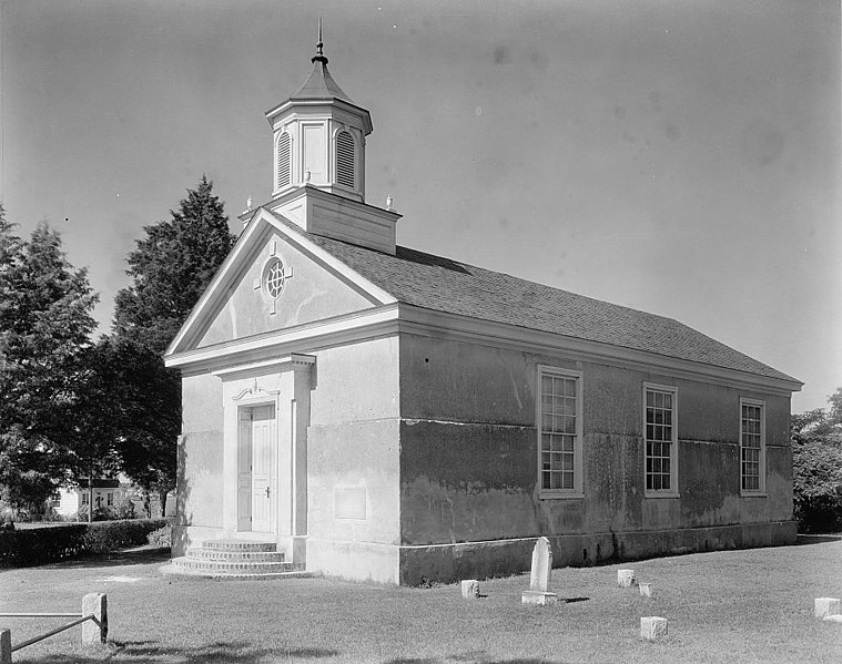 File:Grace Church Yorktown Virginia by Frances Benjamin Johnston.jpg