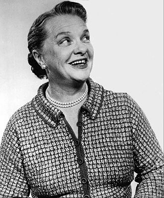 Grace Stafford - Stafford in 1958.