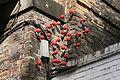Graffiti in Shoreditch, London - Christian Nagel, Mushrooms (13821525913).jpg