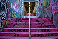 Graffiti tunnel 2009, University of Sydney.jpg