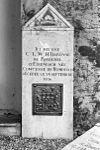 grafmonument bij nederlands hervormde kerk - stevensweert - 20205856 - rce