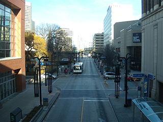Transport in Winnipeg