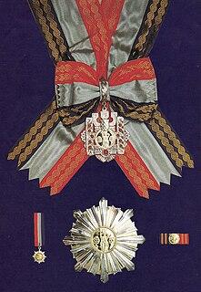 Grand Order of King Tomislav order