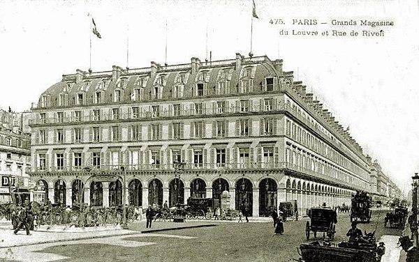 1st arrondissement of paris. Black Bedroom Furniture Sets. Home Design Ideas