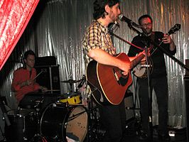 Great Lake Swimmers in 2007.